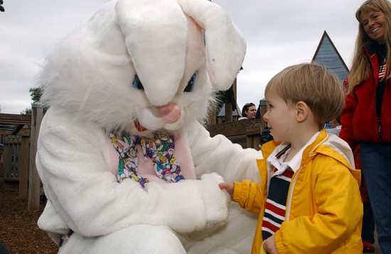 Images of Track Easter Bunny - The Miracle of Easter