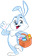 Easter Bunny Map Icon